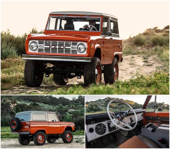 Restomod: Icon BR, un nuevo viejo Bronco