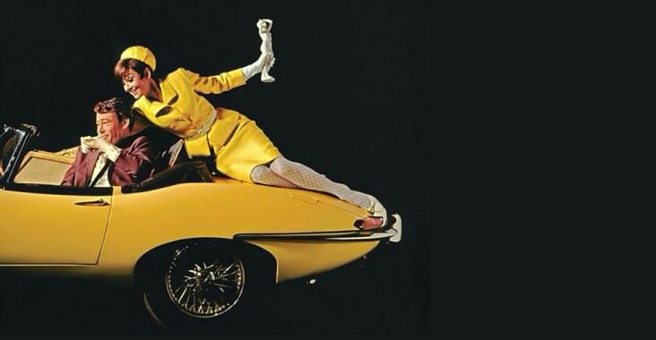 Peter O'Toole y Audrey Hepburn en una foto promocional para la película How to steal a million de 1966 | 20th Century Studios