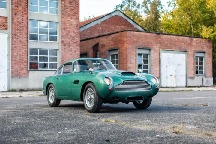 Aston Martin DB4 GT (1959) | Artcurial