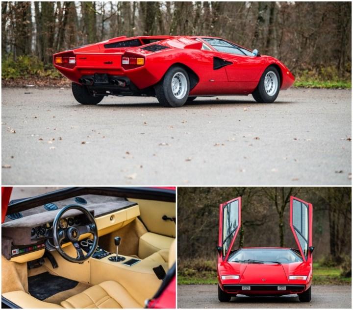 Subastas Paris 2021: Lamborghini Countach LP400 (1977) | RM Sothebys