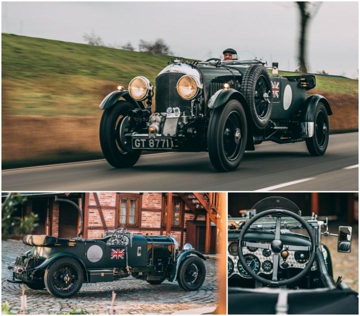Subastas Paris 2021: Bentley 4  Litre Supercharged Tourer (1931) | RM Sotheby's