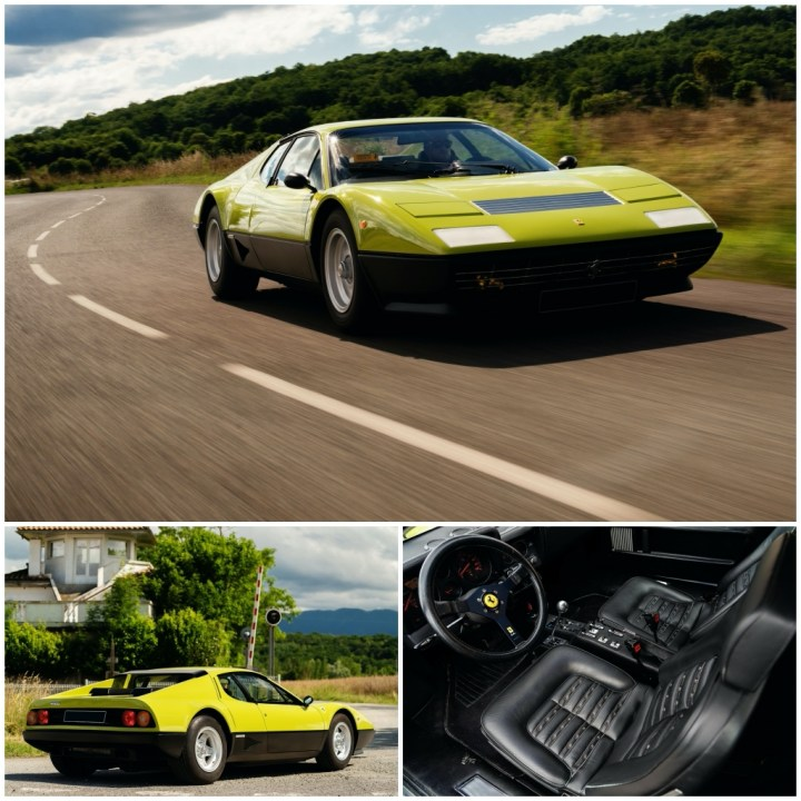 Ferrari 512 Berlinetta Boxer (1980) | Artcurial