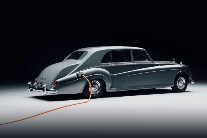 Lunaz Rolls-Royce