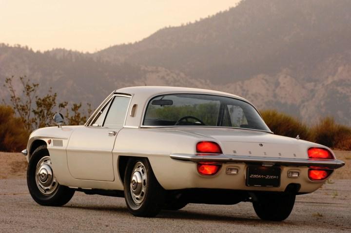 Los clásicos más cool: Mazda Cosmo (L10A/B)