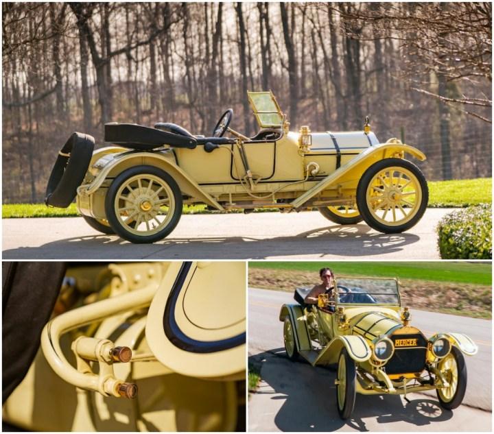 Mercer Type 35 K Runabout (1913) | Bonhams