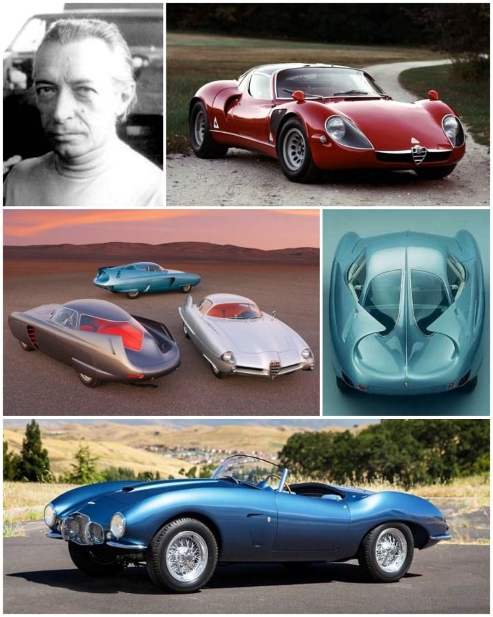 Curiosidades de los coches clásicos: Franco Scaglione
