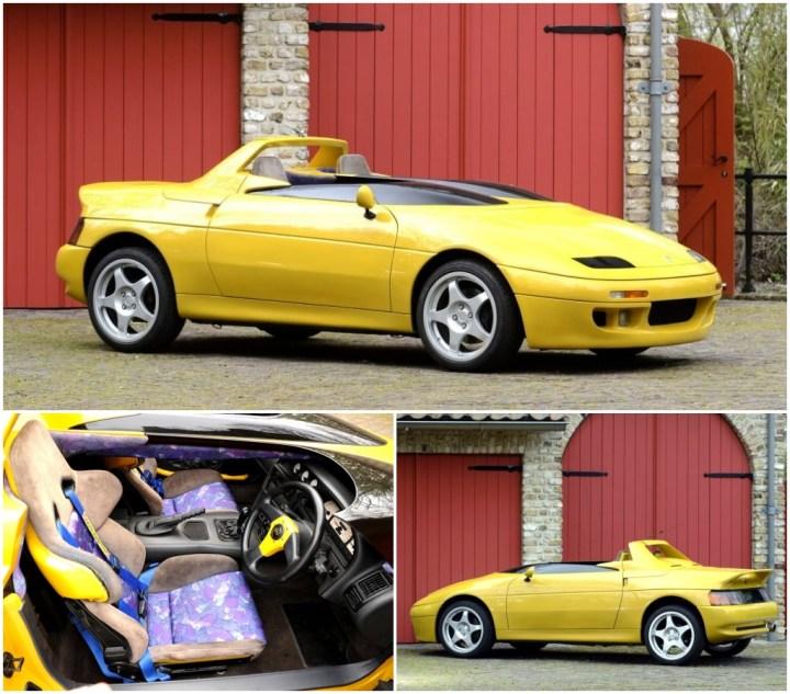 Lotus M200