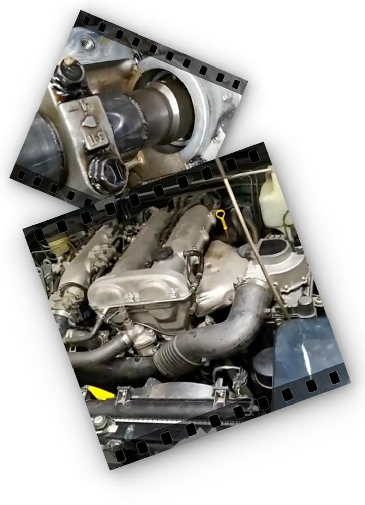 Carpetana: CAS y motor terminado