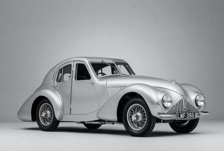Concept cars: 1940 Aston Martin Atom