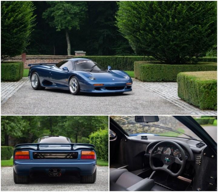 Jaguar XJR-15 RM de 1991 | Sotheby's
