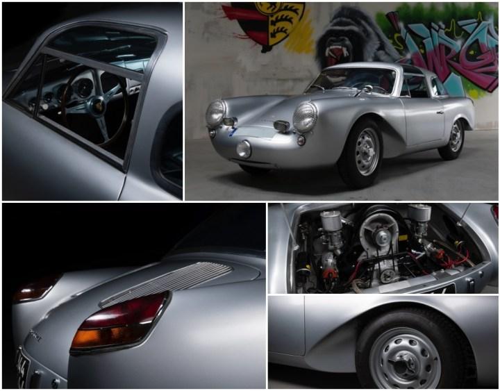 Subastas Monterey 2021: 1954 Glockler Porsche 356 Carrera 1500 Coupe est 750.000-1 M$ sin vender   RM Sotheby's