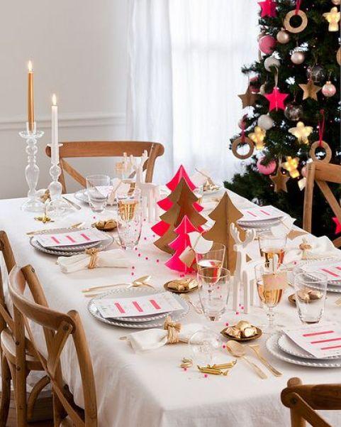 Decoración navideña fácil