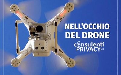 Utilizzare un drone nel rispetto della privacy: ecco la guida.