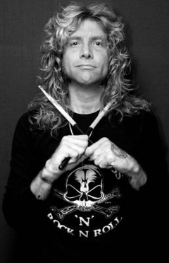 The Legendary Steven Adler
