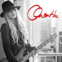 Orianthi Is Back!