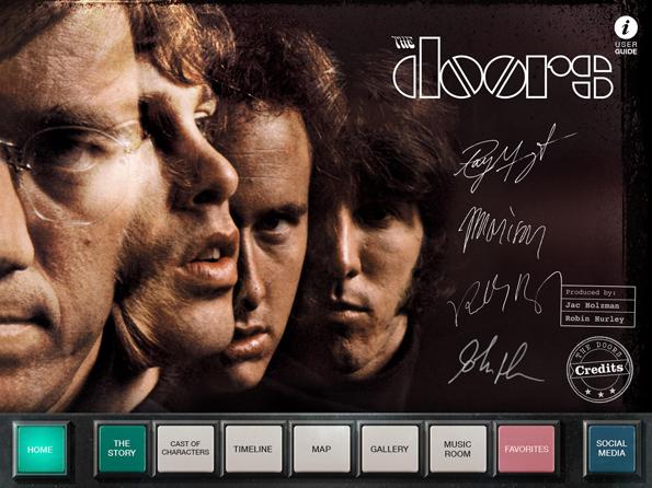 Doors-App-screen-shot-Autographs