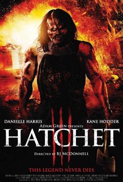 'Hatchet III'
