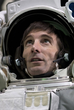 Sharlto Copely In 'Europa Report'
