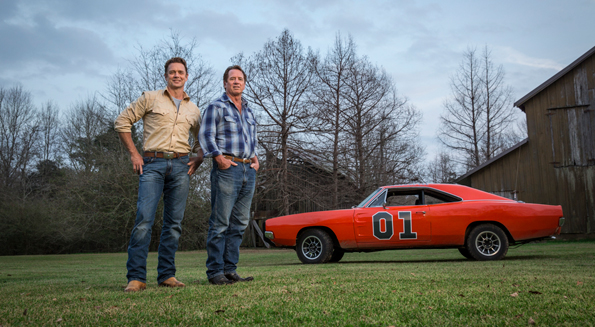 John Schneider and Tom Wopat still making their way the only way they know how.