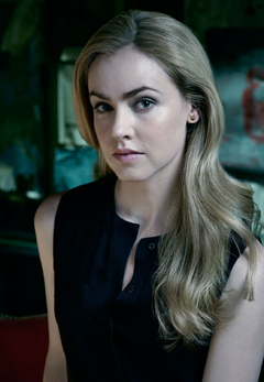 Amanda Schull as Dr. Cassandra Railly