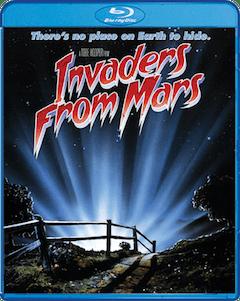 Tobe Hooper's 'Invaders From Mars'