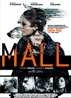 Joseph Hahn's 'Mall' - Now Available on Netflix!