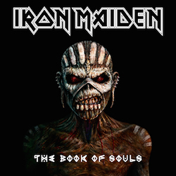 Iron Maiden - 'The Book of Souls'