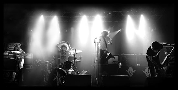 The Dandy Warhols - Oxford, England 2014