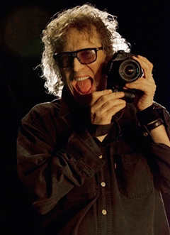 The Legendary Mick Rock