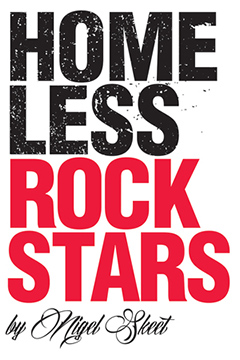 Homeless Rockstars Logo