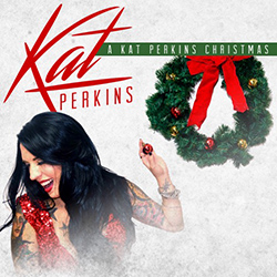 Ring in the holidays with Kat Perkins.