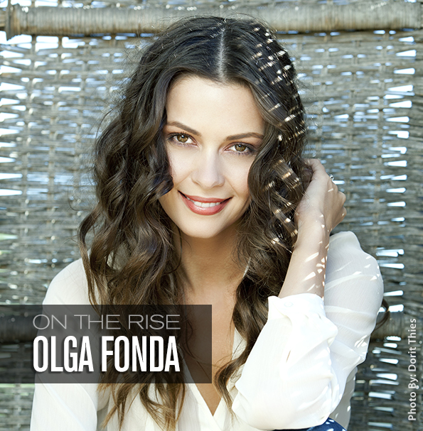 is Olga Fonda on grey's anatomy