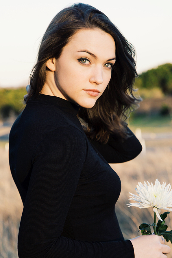 Violett Beane - Photo By: Jen Rachid
