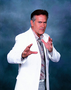 Living Legend Bruce Campbell