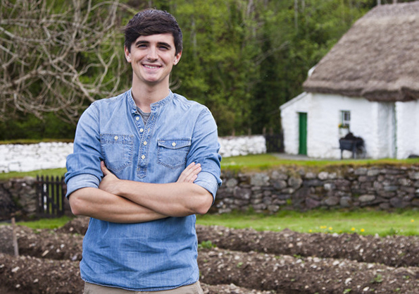 On The Rise: Donal Skehan has set his sights on America!