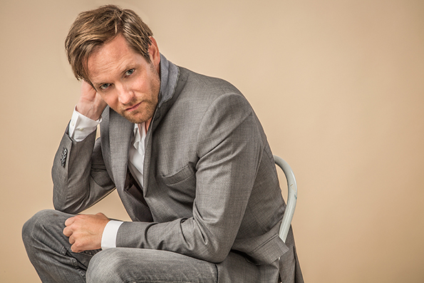 Matt Letscher - Photo by Bobby Quillard