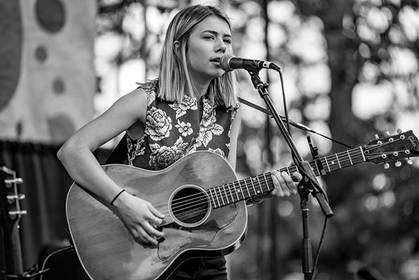 Hayley Reardon - Photo by Josh Balboa