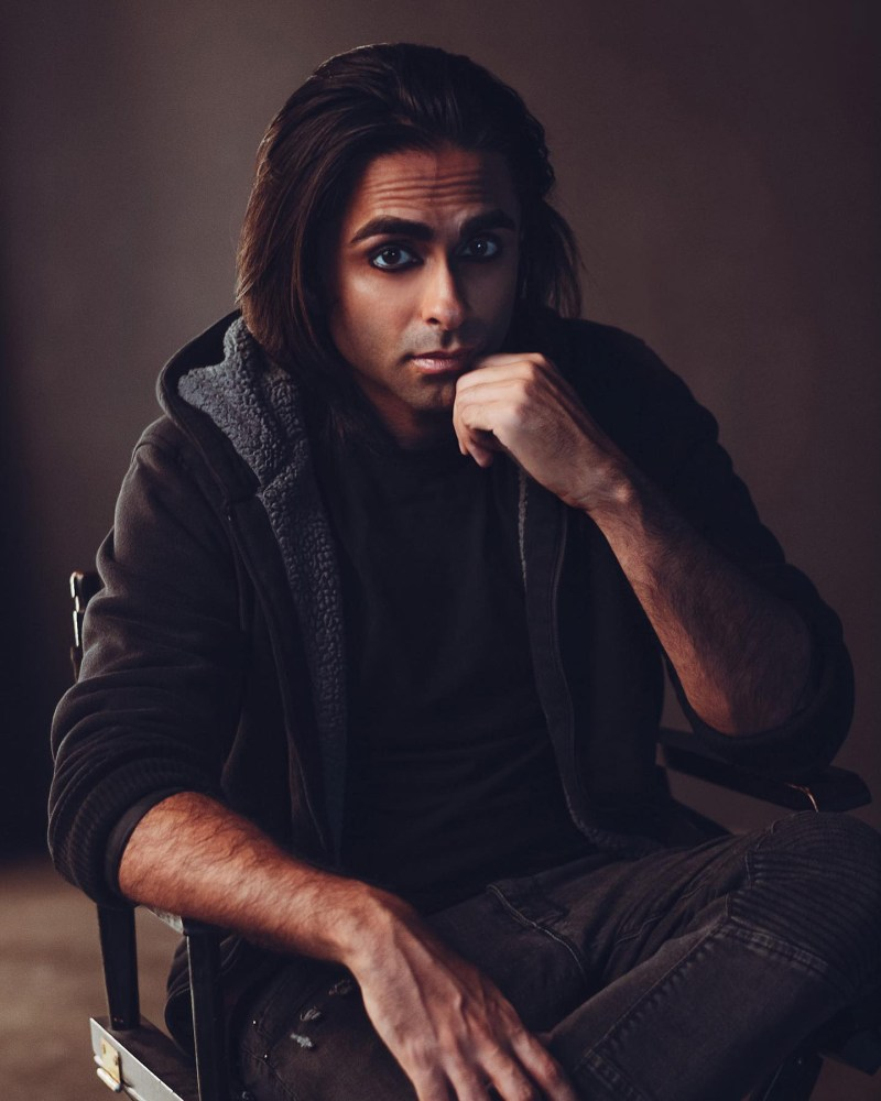 Adi Shankar continues to push himself to his creative limits. - Photo by Dexter Brown