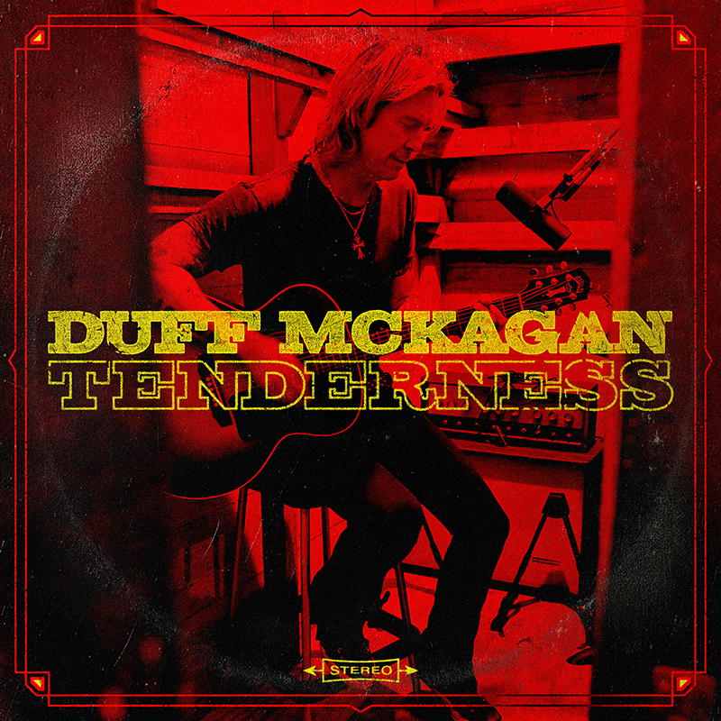 Duff McKagan Tenderness Album