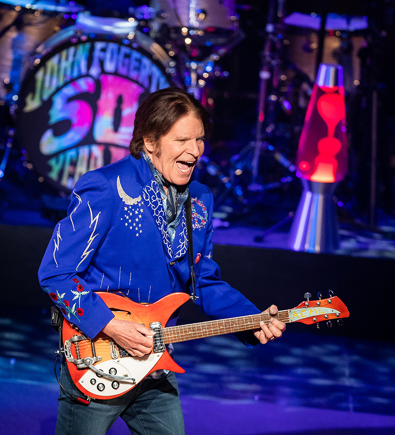 rock legend john fogerty announces additional dates for my 50 year trip tour icon vs icon. Black Bedroom Furniture Sets. Home Design Ideas
