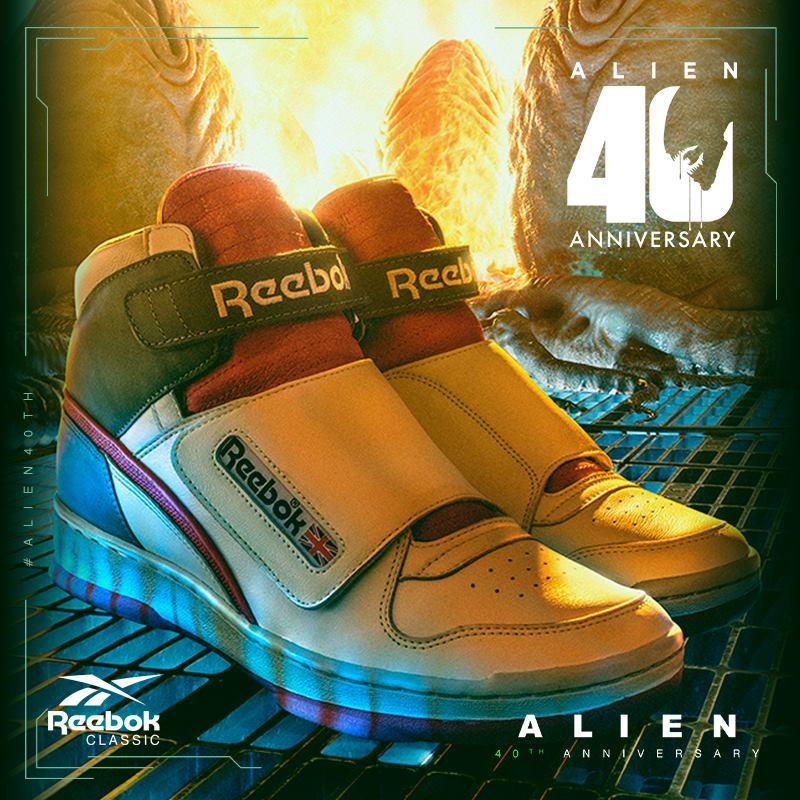 Reebok Unveils Details of 40th