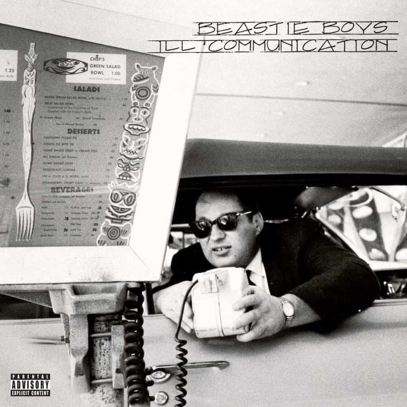 Beastie Boys 'Ill Communication'