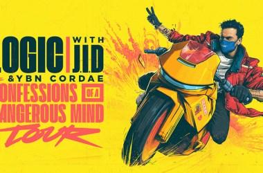Logic - Confessions of a Dangerous Mind Tour