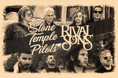 Stone Temple Pilots and Rival Sons 2019 tour