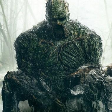 DC Universe Swamp Thing Series