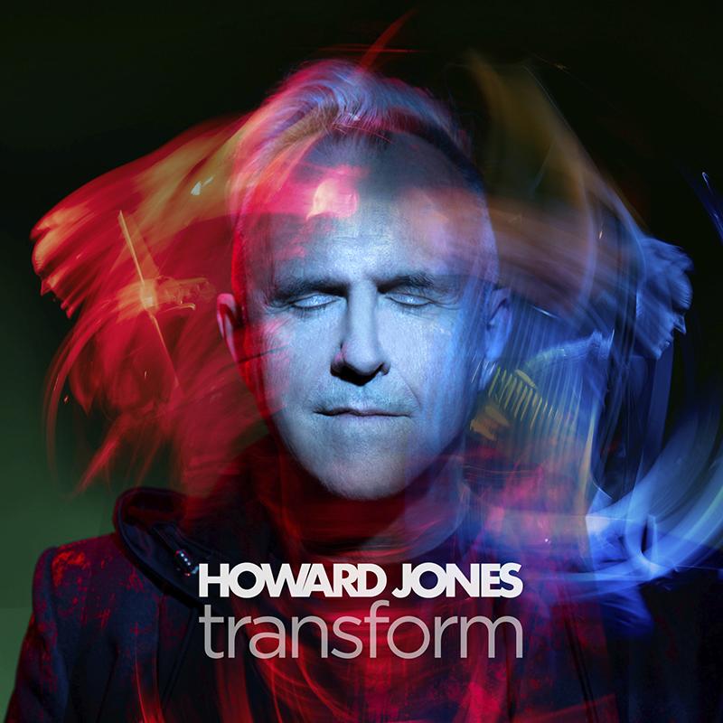 Howard Jones' Transform