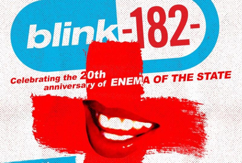 Blink-182 2019 tour dates