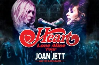 Heart's Love Alive Tour