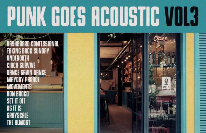 Punk Goes Acoustic Vol. 3