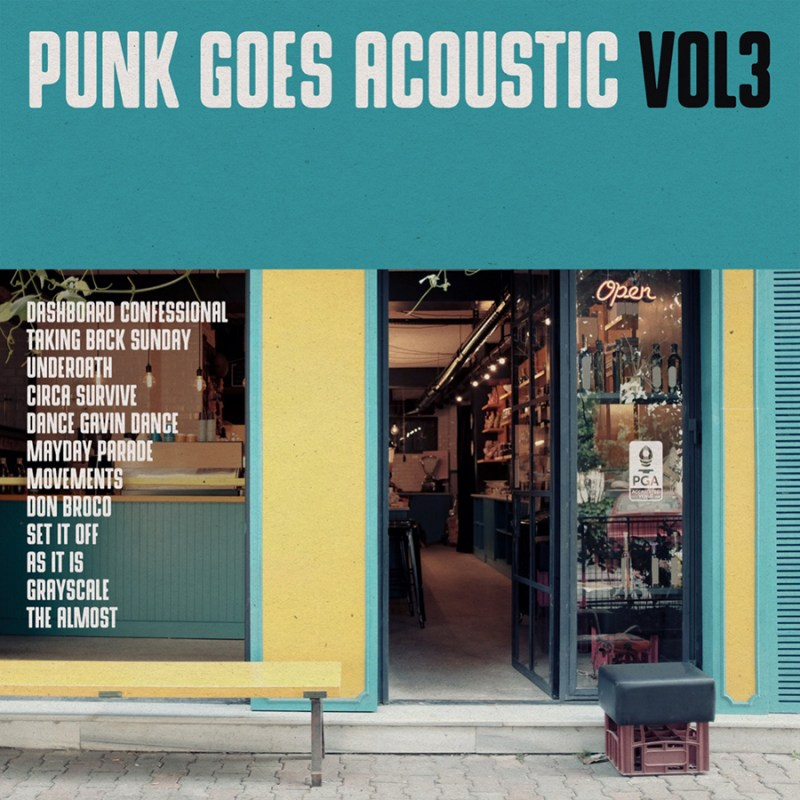 Punk Goes Acoustic Vol. 3